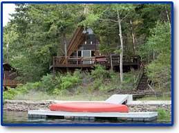 Williams Lake Cabin Rental, Idaho Rentals