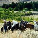 Horseback Riding, River Rafting