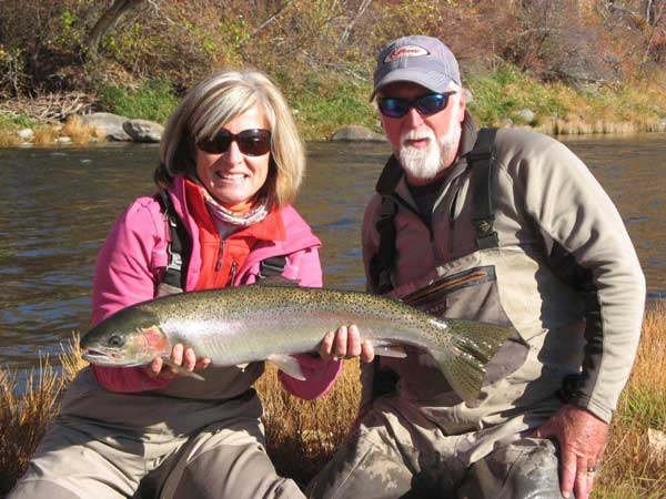 Fall Steelhead fishing