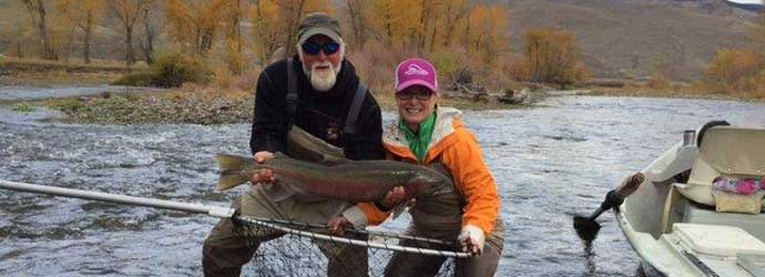 Steelhead Fishing Guide School Idaho