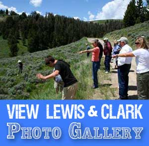 Lewis & Clark Photos