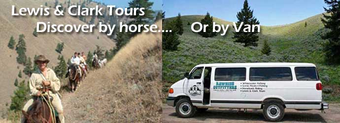 Lewis Clark Tours, Idaho Vacations