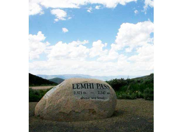 Lemhi Pass, Lewis & Clark
