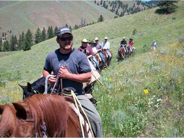Idaho Pack Trips, Rawhide Outfitters
