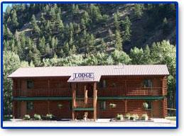 Rivers Fork Lodge, North Fork Idaho