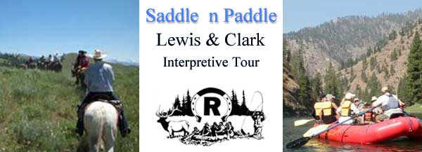 Lewis & Clark Interpretive Tours, Saddle n Paddle