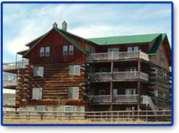 Syringa Lodge, Salmon Idaho