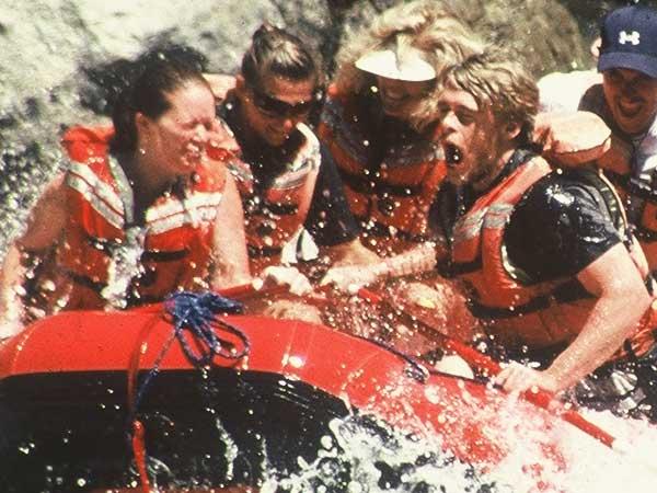 Idaho family vacations, Salmon River Rafting