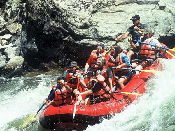 Salmon River White Water Rafting